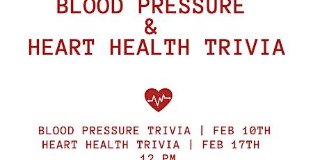 LAWR Heart Health Trivia tickets