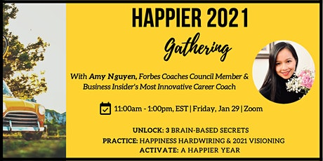 Happier 2021 Gathering Tickets