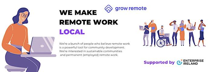 Grow Remote Jobs Club - February Meetup image