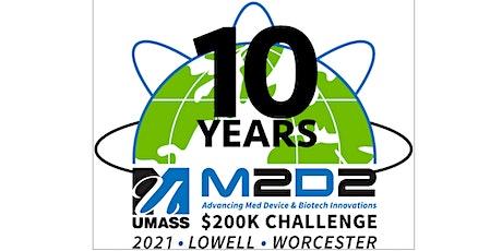 2021 M2D2 $200K Challenge Pitch-Off & Awards Celebration tickets