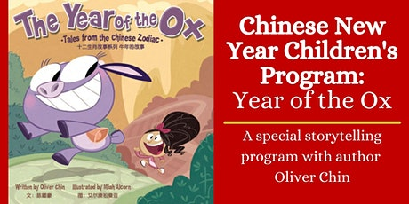 Chinese New Year Children's Program: Year of the Ox tickets