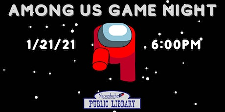 Among Us Game Night tickets