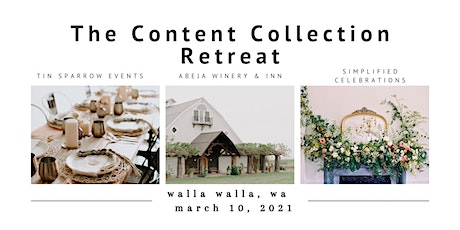 The Content Collection Retreat tickets