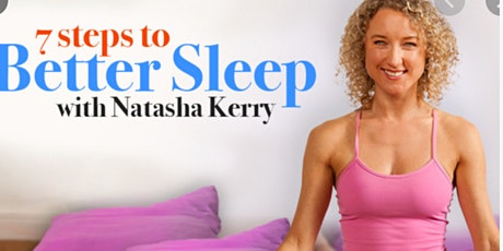 Sleep Better and Smarter Free Workshop Series tickets