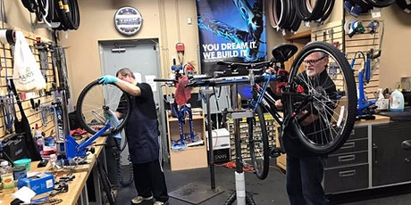 Virtual Cycling 101 Basic Bicycle Maintenance tickets