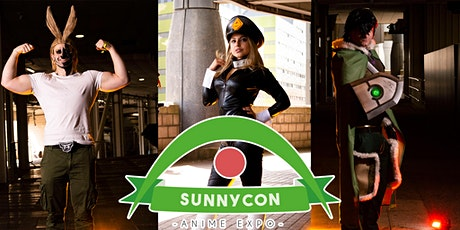 SunnyCon Anime Expo - Newcastle 2021 tickets
