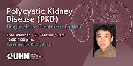 Polycystic Kidney Disease (PKD) tickets