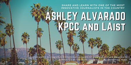 Share + learn about community engagement with KPCC and LAist tickets