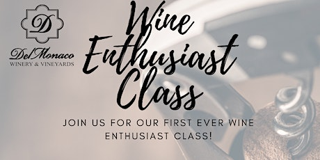 Wine Enthusiast Class tickets