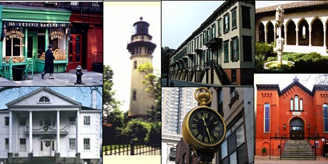 Nooks and Crannies of New York City- A reprise of a prior talk on Zoom tickets