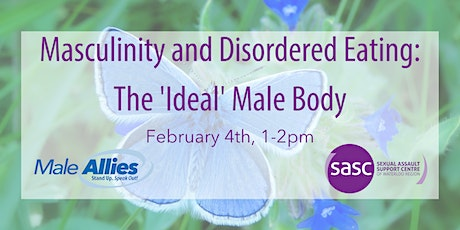 Masculinity and Disordered Eating: The 'Ideal' Male Body tickets