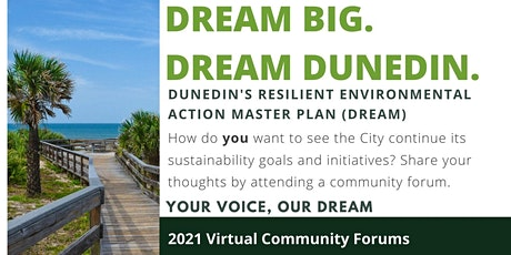 DREAM Community Forum - Students (Middle & High School) tickets