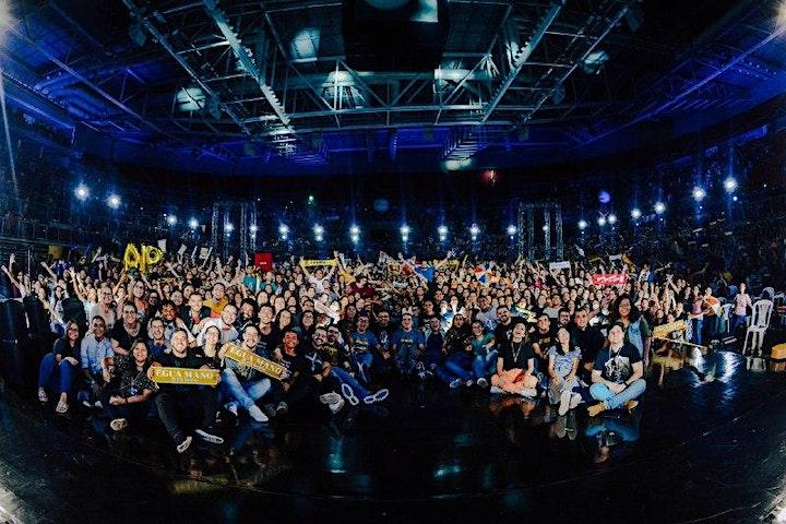 Imagem do evento GRUPO DE JOVENS SHALOM OPEN UP! | SÁBADO 17H | CEV SÃO BRÁS