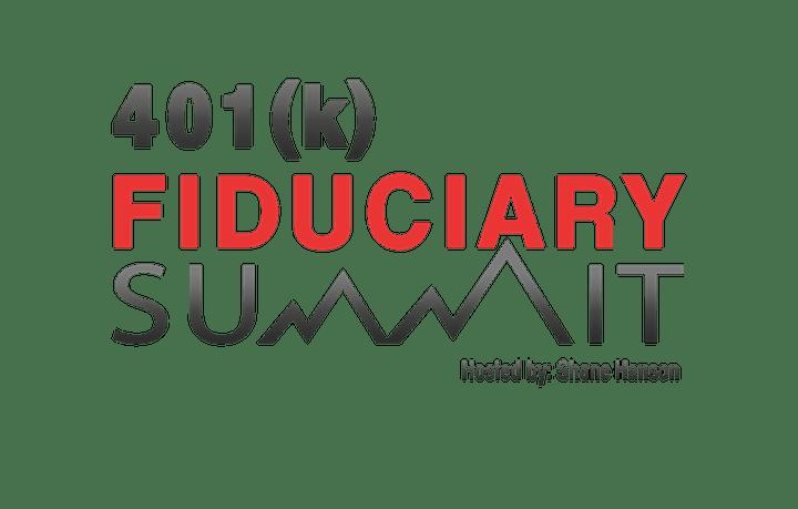 401(k) Fiduciary Summit - Virtual image
