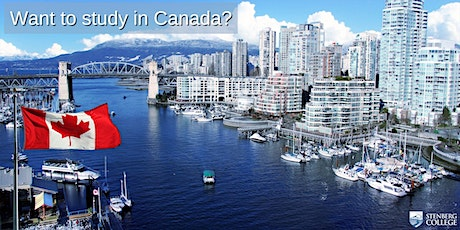 Philippines: Study in Canada – General Info Session: Feb 3, 10 am tickets