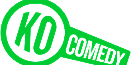 KO Comedy Live on Zoom: Saturday, April 24th, 2021 tickets