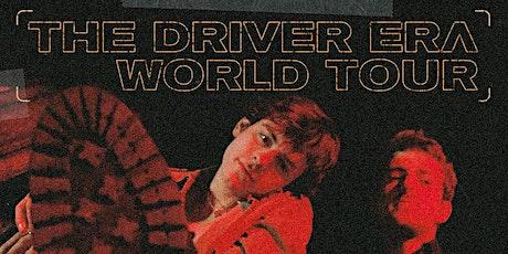 THE DRIVER ERA tickets