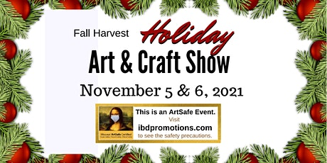 Fall Harvest Holiday Art & Craft Show tickets