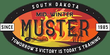 2021 Mid Winter Muster tickets