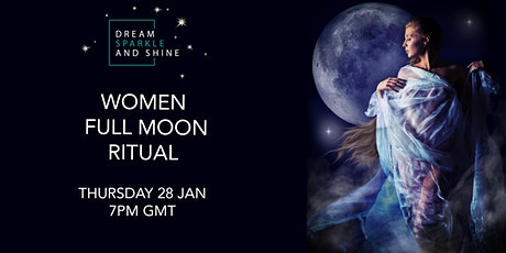 Full Moon Women Circle Ceremony Tickets