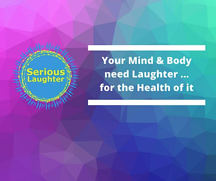 Laughter Yoga on Thursdays image