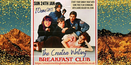 The Creative Writing Breakfast Club Session 23 tickets