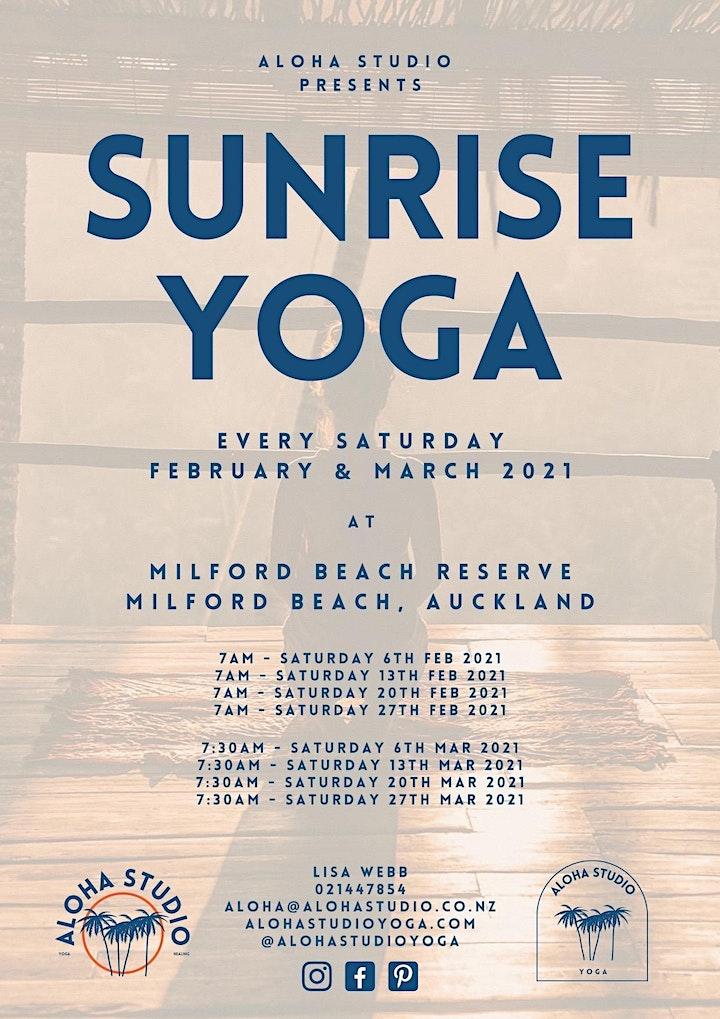 Sunrise Yoga image
