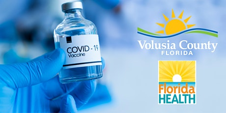 January 28 - COVID 19 Vaccine Registration @ Volusia County Fairgrounds tickets