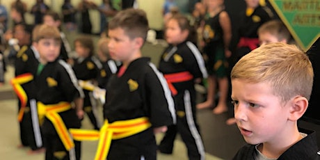 North Augusta FREE children's intro to karate workshop ages 5-12 tickets
