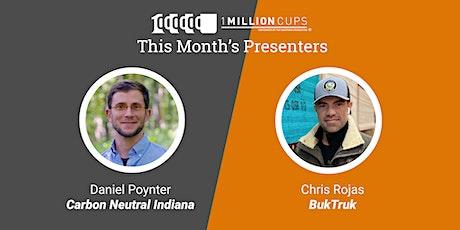 1MC January: BukTruk and Carbon Neutral Indiana tickets