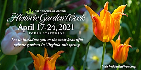88th Historic Garden Week: Richmond - Monument Avenue Tour tickets