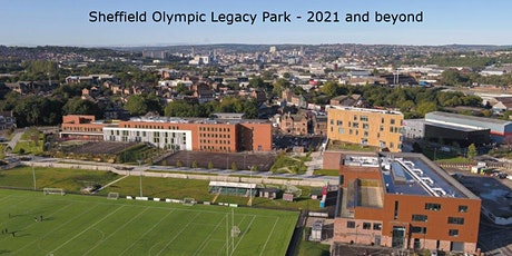 Sheffield Olympic Legacy Park - 2021 and beyond tickets