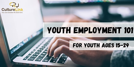 Youth Employment 101 tickets