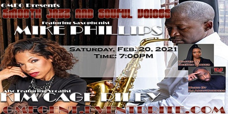 Smooth Jazz and Soulful Voices February tickets
