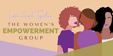 Women's Empowerment Group: For Women of Color biglietti