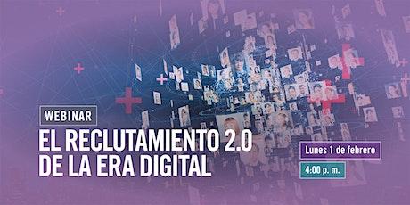 El reclutamiento 2.0 de la era digital entradas