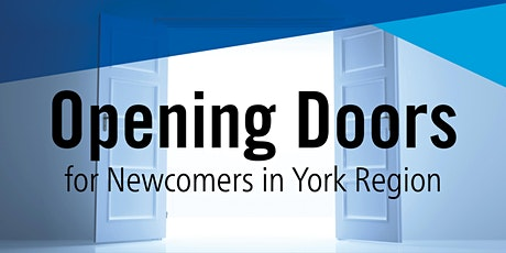 Opening Doors to Newcomers in York Region tickets