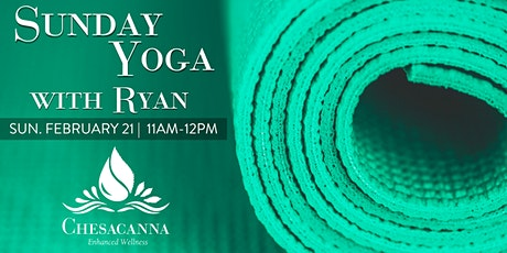 Sunday Yoga with Ryan tickets