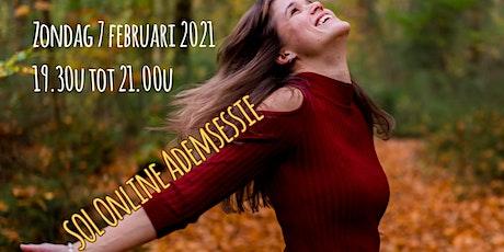 SOL Online Ademsessie tickets