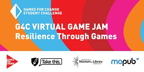 G4C Student Challenge Game Jam: Resilience Through Games tickets
