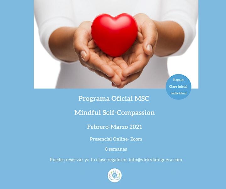 Imagen de Programa oficial MSC 2021