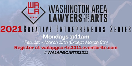 WALA Creative Entrepreneurs Series: Business Entities Formation tickets