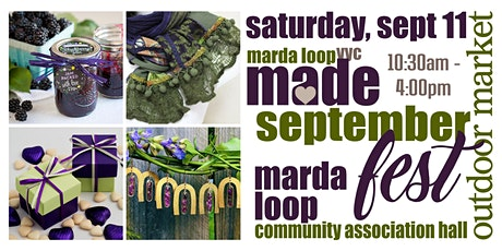 Marda Loop YYC MADE SeptemberFest OUTDOOR Market tickets