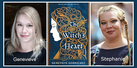 Of Vikings and Myths, with Author Genevieve Gornichec tickets