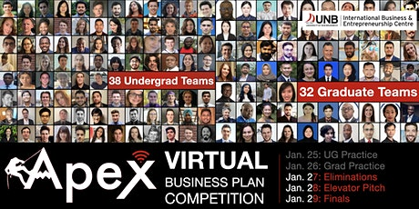 Apex 2021 Virtual Business Plan Competition tickets