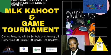 Youth Pop-Up MLK Day Game Tournament tickets