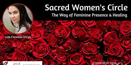 Sacred Women's Circle Series tickets