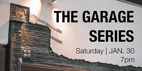 The Garage Series : Virtual Comedy Show tickets