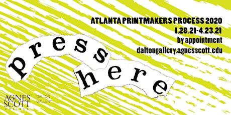 Press Here: Atlanta Printmakers Process 2020 tickets