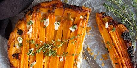 Homemade FREE Cooking Class: Root Vegetable Tarte Tatin tickets